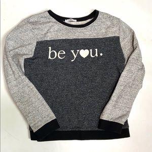 MNG Be You Sweatshirt